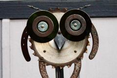#49 - Garden Owl